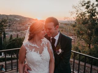 La boda de Irene y Félix