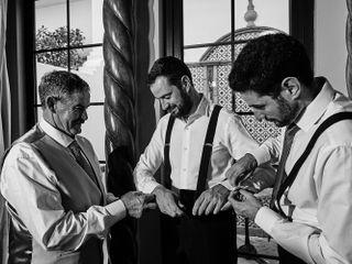 La boda de Nieves y Francisco 1