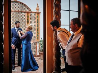 La boda de Nieves y Francisco 2