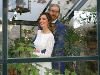 La boda de Maria y Juan Antonio