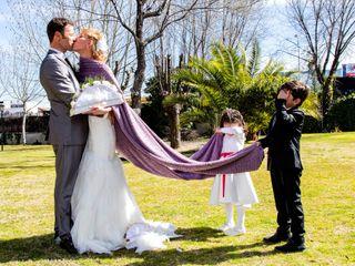 La boda de Ruben y Maria