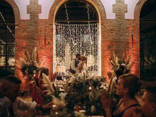 La boda de Tina y David