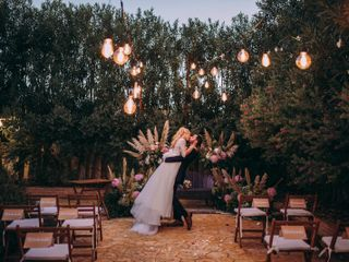 La boda de Tina y David 2