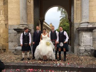 La boda de Sol y Jori