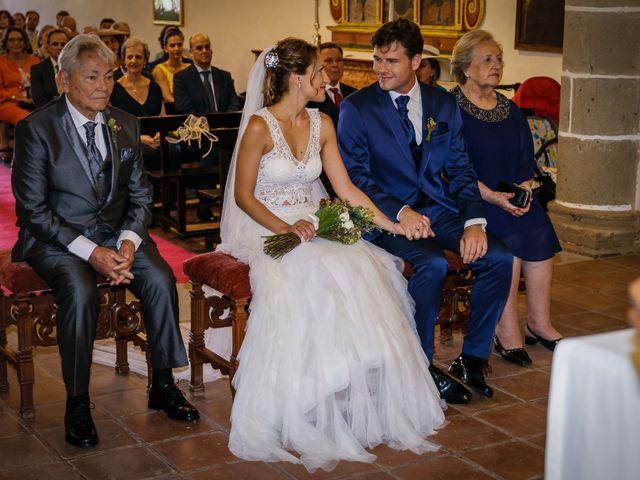 La boda de Javier y Cristina en Juan Grande, Las Palmas 33