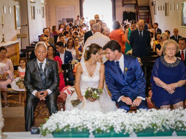 La boda de Javier y Cristina en Juan Grande, Las Palmas 35