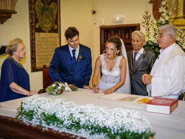 La boda de Javier y Cristina en Juan Grande, Las Palmas 39