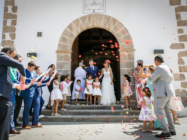 La boda de Javier y Cristina en Juan Grande, Las Palmas 44