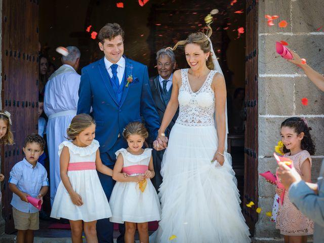 La boda de Javier y Cristina en Juan Grande, Las Palmas 45