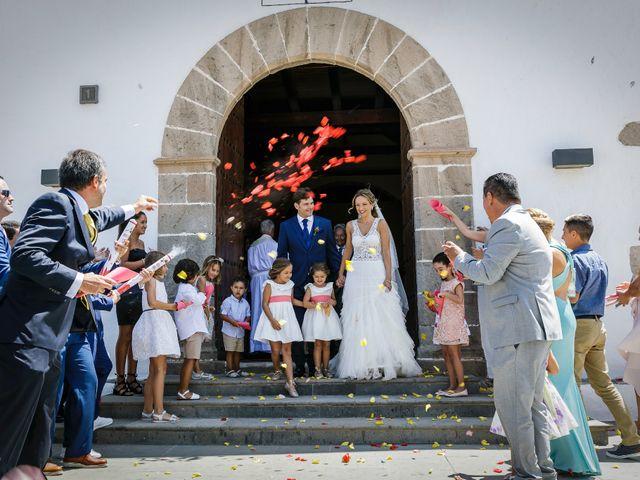 La boda de Javier y Cristina en Juan Grande, Las Palmas 46