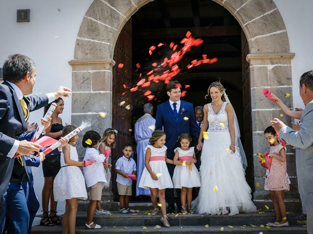 La boda de Javier y Cristina en Juan Grande, Las Palmas 47
