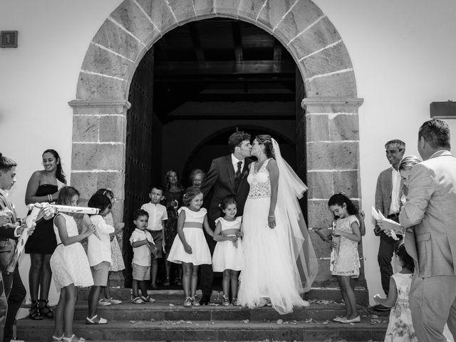 La boda de Javier y Cristina en Juan Grande, Las Palmas 48
