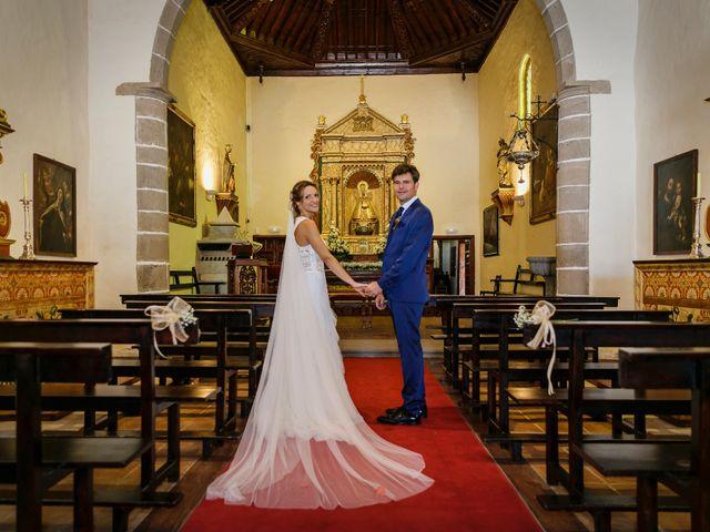 La boda de Javier y Cristina en Juan Grande, Las Palmas 49