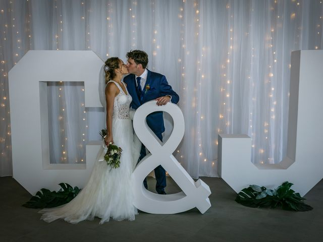 La boda de Javier y Cristina en Juan Grande, Las Palmas 51