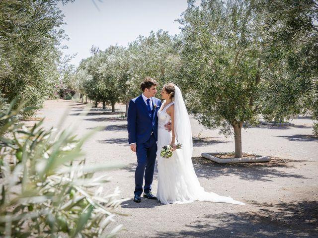 La boda de Javier y Cristina en Juan Grande, Las Palmas 52
