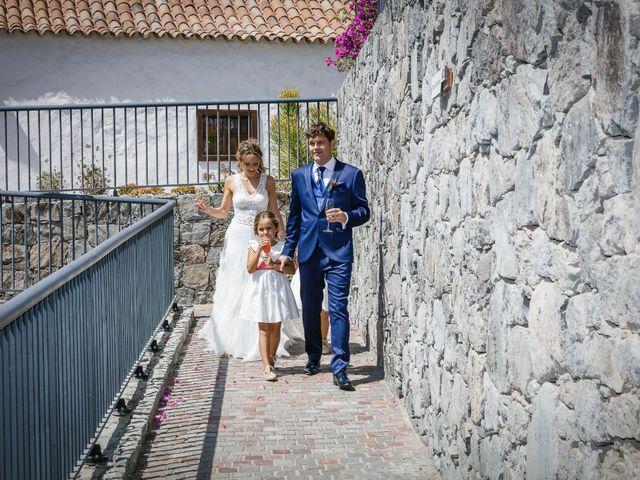 La boda de Javier y Cristina en Juan Grande, Las Palmas 54
