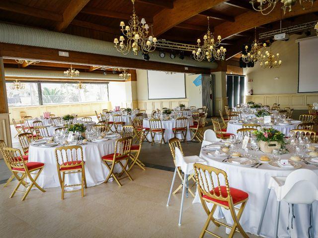 La boda de Javier y Cristina en Juan Grande, Las Palmas 58