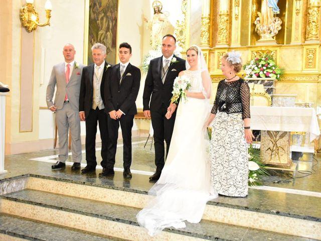 La boda de Daniel y Mari Carmen en Albacete, Albacete 12