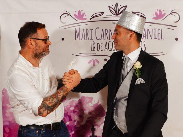 La boda de Daniel y Mari Carmen en Albacete, Albacete 17