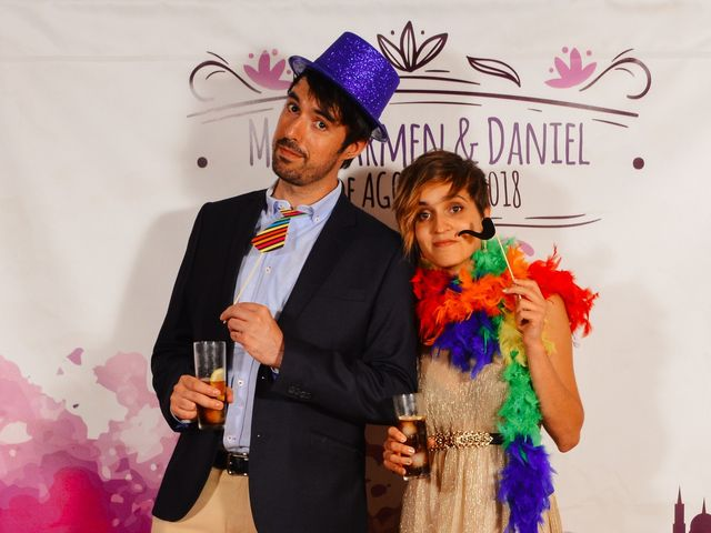 La boda de Daniel y Mari Carmen en Albacete, Albacete 19