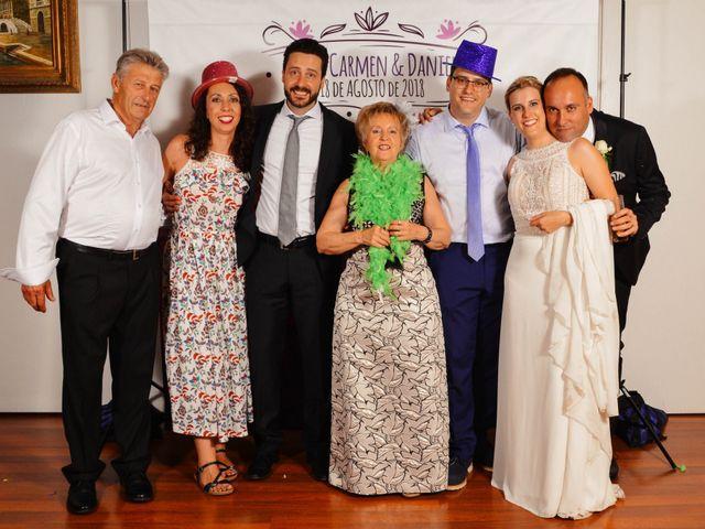 La boda de Daniel y Mari Carmen en Albacete, Albacete 28