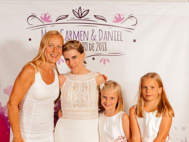 La boda de Daniel y Mari Carmen en Albacete, Albacete 29