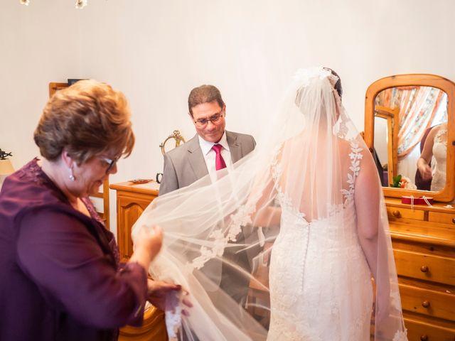 La boda de Juan y Noemí en San Cristóbal de La Laguna, Santa Cruz de Tenerife 2