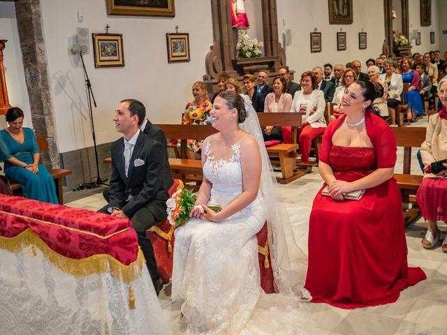 La boda de Juan y Noemí en San Cristóbal de La Laguna, Santa Cruz de Tenerife 7