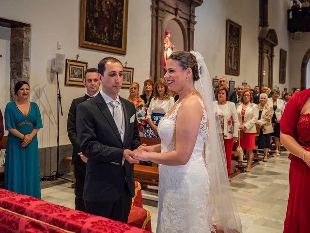 La boda de Juan y Noemí en San Cristóbal de La Laguna, Santa Cruz de Tenerife 8