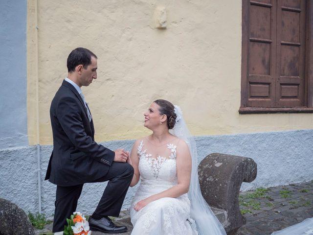 La boda de Juan y Noemí en San Cristóbal de La Laguna, Santa Cruz de Tenerife 22