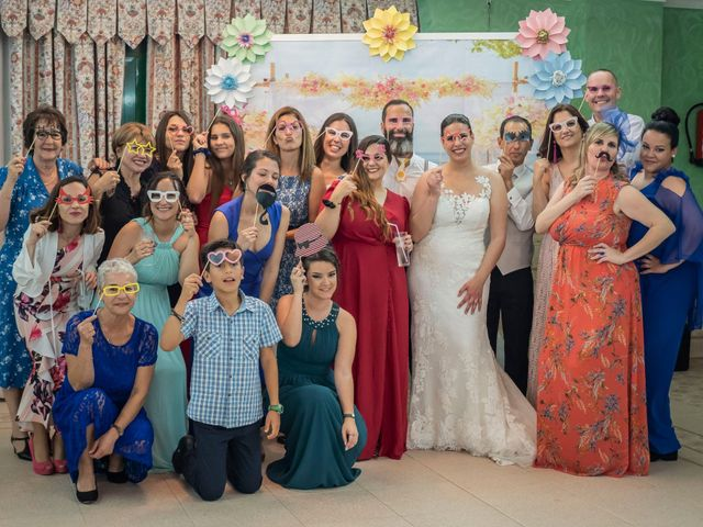 La boda de Juan y Noemí en San Cristóbal de La Laguna, Santa Cruz de Tenerife 24
