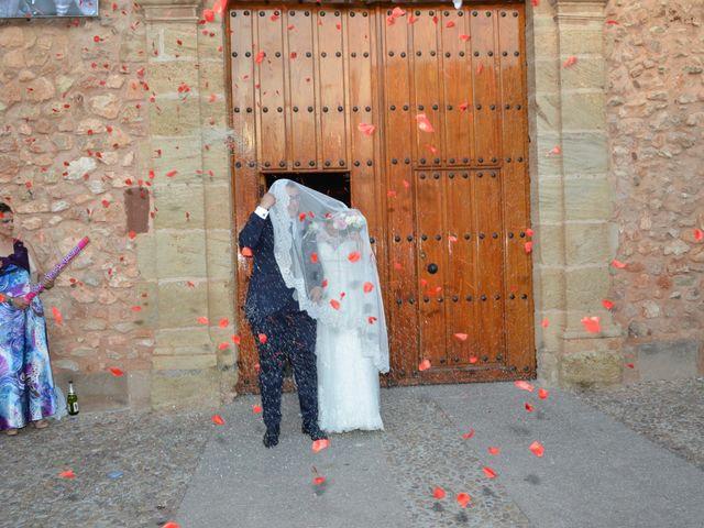 La boda de Nayare y Arturo en Membrilla, Ciudad Real 10