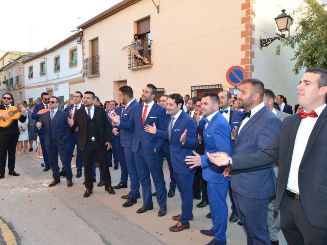 La boda de Nayare y Arturo en Membrilla, Ciudad Real 11