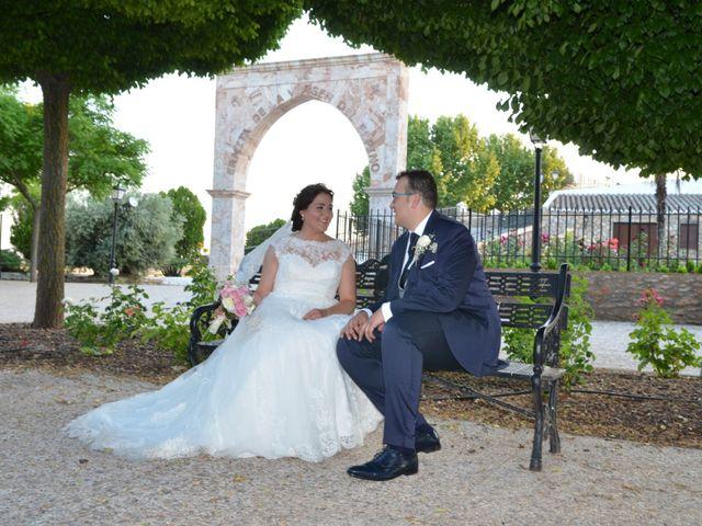 La boda de Arturo y Nayare
