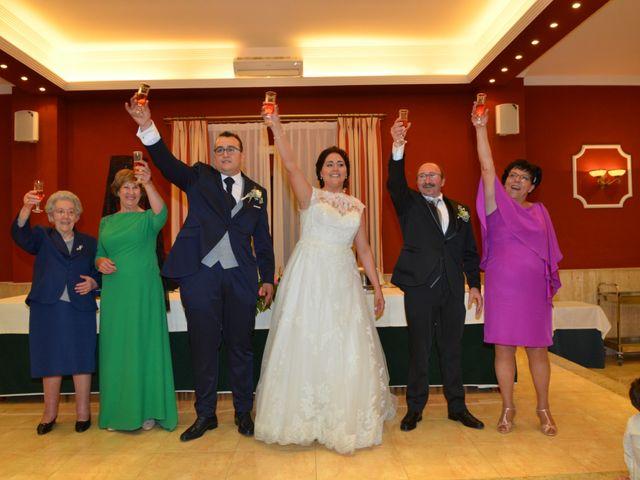 La boda de Nayare y Arturo en Membrilla, Ciudad Real 14