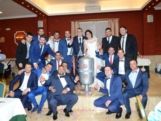La boda de Nayare y Arturo en Membrilla, Ciudad Real 15