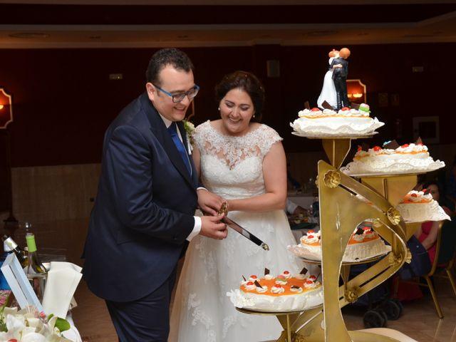 La boda de Nayare y Arturo en Membrilla, Ciudad Real 17