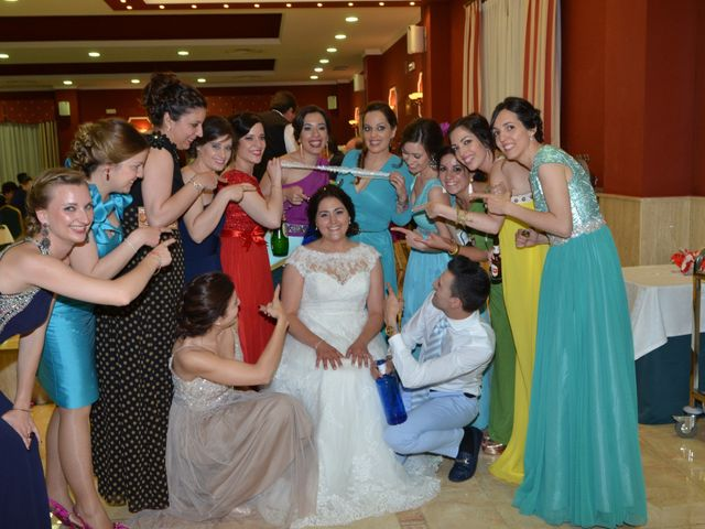 La boda de Nayare y Arturo en Membrilla, Ciudad Real 18