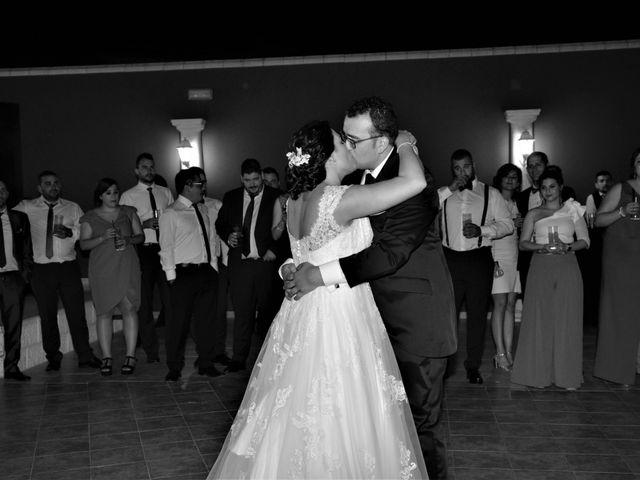 La boda de Nayare y Arturo en Membrilla, Ciudad Real 19