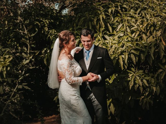La boda de María y Rafael