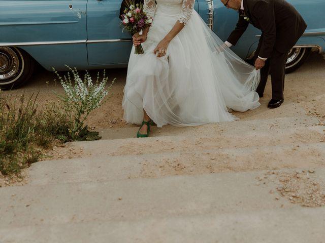 La boda de Chema y Carolina en Alcazar De San Juan, Ciudad Real 7