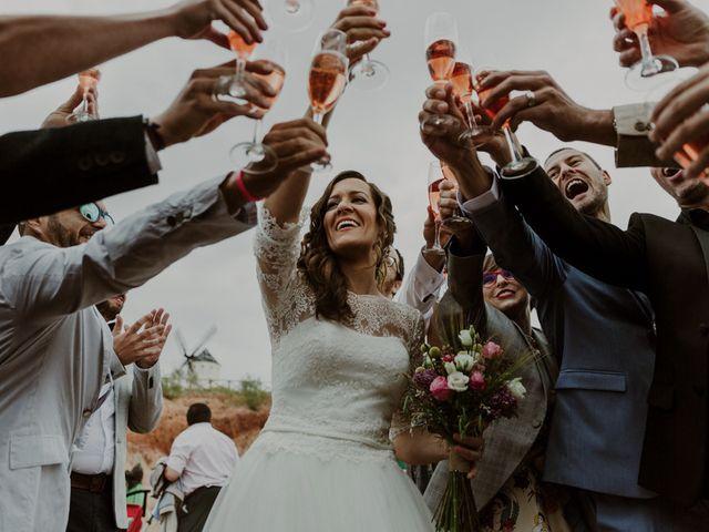 La boda de Chema y Carolina en Alcazar De San Juan, Ciudad Real 11
