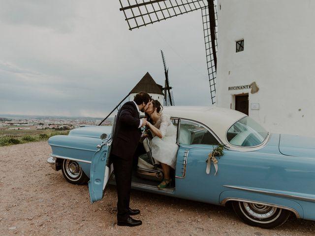 La boda de Chema y Carolina en Alcazar De San Juan, Ciudad Real 13