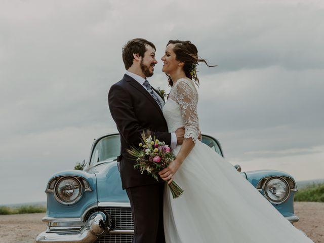 La boda de Carolina y Chema