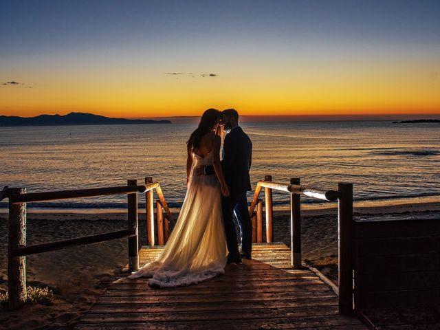 La boda de Alba y Aleix