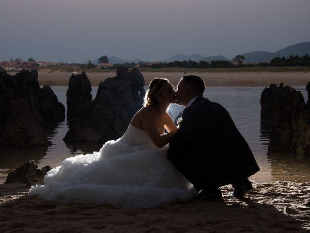 La boda de David y Luisa en Isla, Cantabria 1