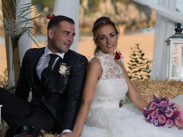 La boda de David y Luisa en Isla, Cantabria 14