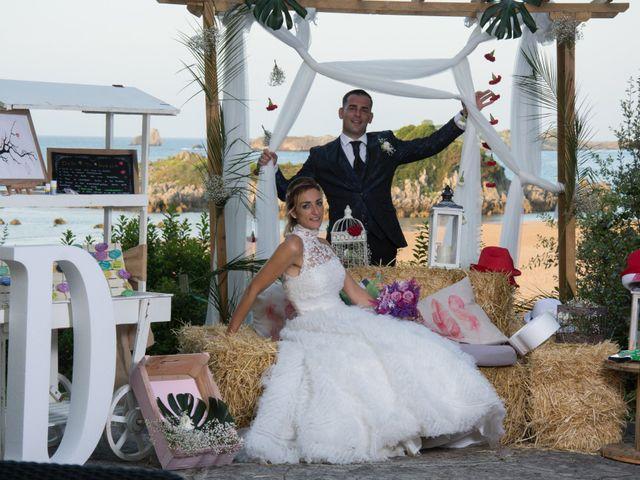 La boda de David y Luisa en Isla, Cantabria 15