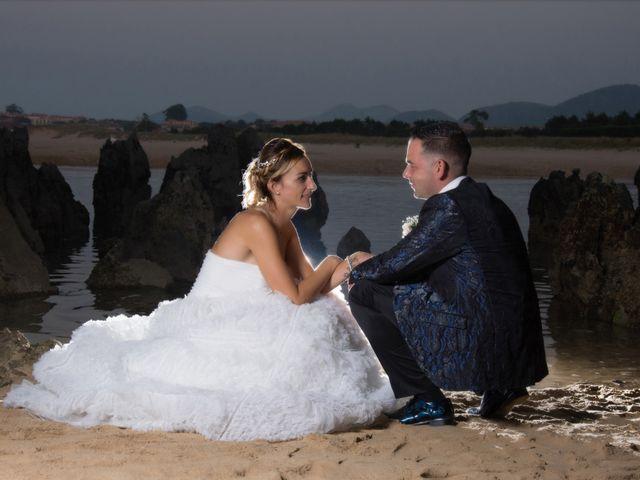La boda de David y Luisa en Isla, Cantabria 2