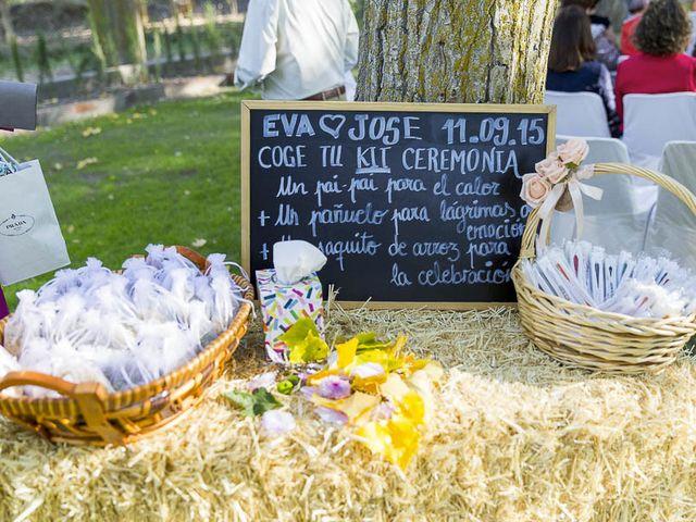 La boda de Jose Luis y Eva en Saelices, Cuenca 18